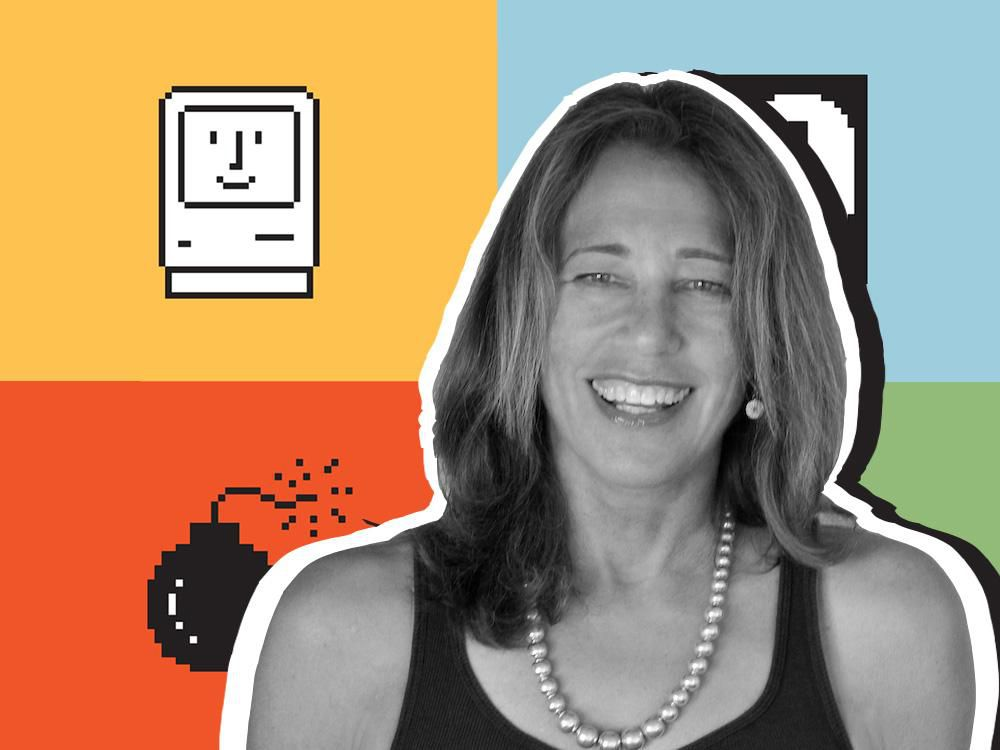 How Susan Kare Designed User Friendly Icons For The First