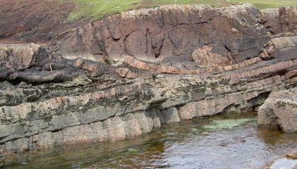 An Ancient Asteroid Crater May Be Hiding Off Scotland's Coast