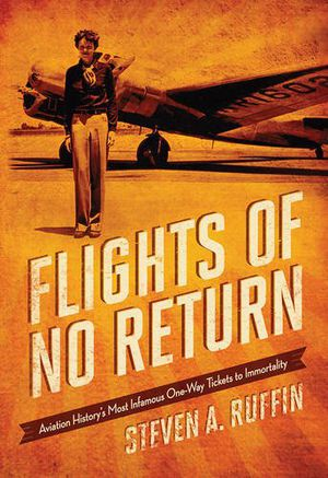 Preview thumbnail for video 'Flights of No Return: Aviation History's Most Infamous One-Way Tickets to Immortality