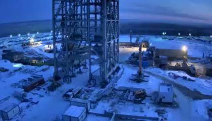 Russia Installs Nanny Cam at Siberian Spaceport