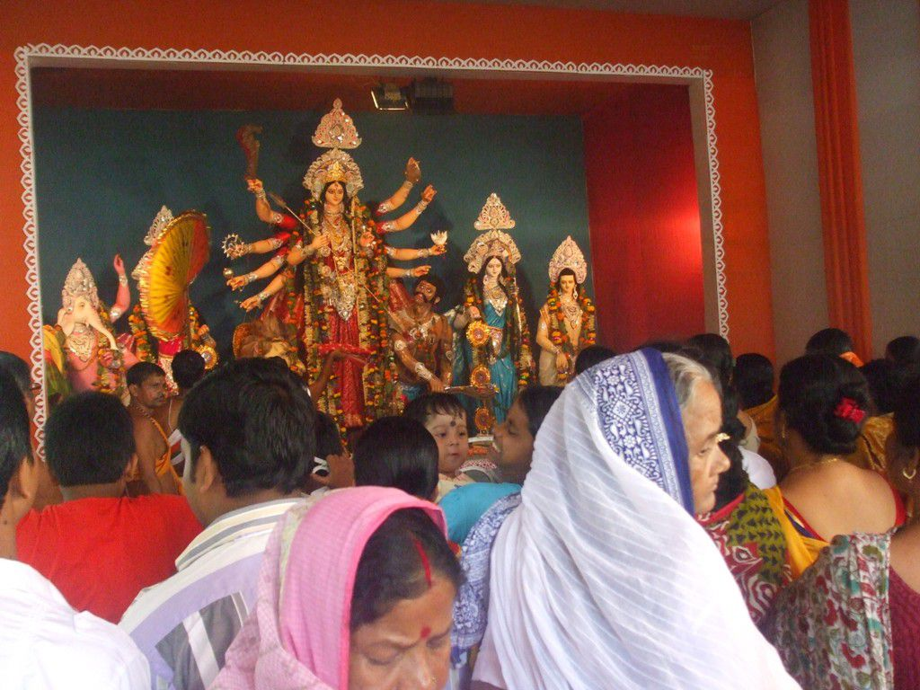Philian Cannot Damage The Religious Sentiments Of Durga