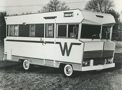 Commemorating 100 Years of the RV | History | Smithsonian