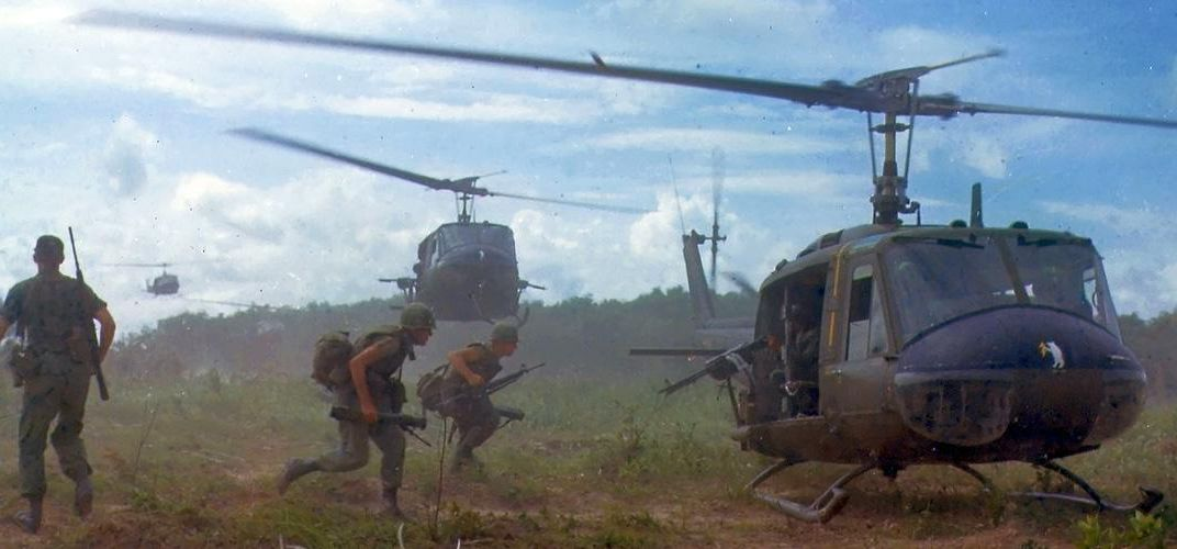 Caption: Vietnam Memoir: The War That Shaped a Generation