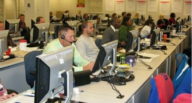Who makes a good call center worker? Big Data knows.