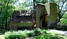 The Wharton Esherick Museum (tours only, please see profile for rules)