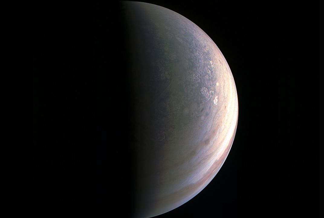Journey to Jupiter produces remarkable images