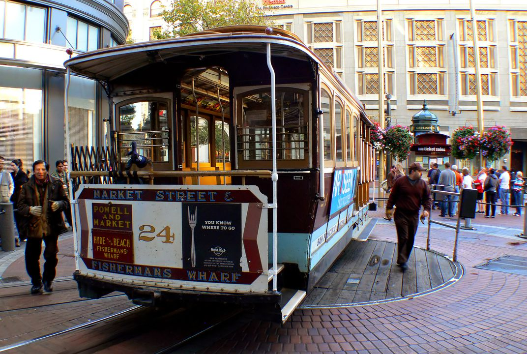 7 things you might not know about San Francisco's cable cars