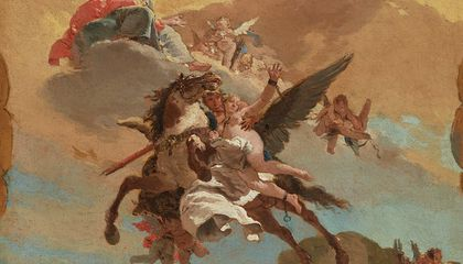 The Frick Revives 18th-Century Frescoes Destroyed During World War II