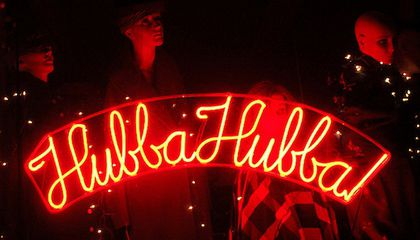 """Where Did the Phrase """"Hubba Hubba"""" Come From?"""