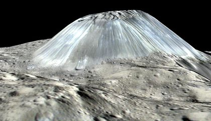 Ceres Just Got A Lot More Interesting to Astrobiologists