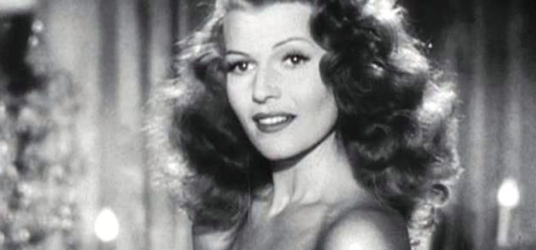 Caption: How Margarita Cansino Became Rita Hayworth