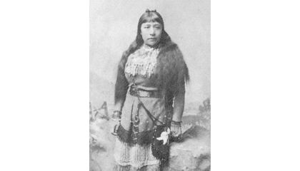 Sarah Winnemucca Devoted Her Life to Protecting Native Americans in the Face of an Expanding United States