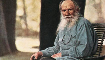 There's a 'War and Peace' Marathon Going On in Russia