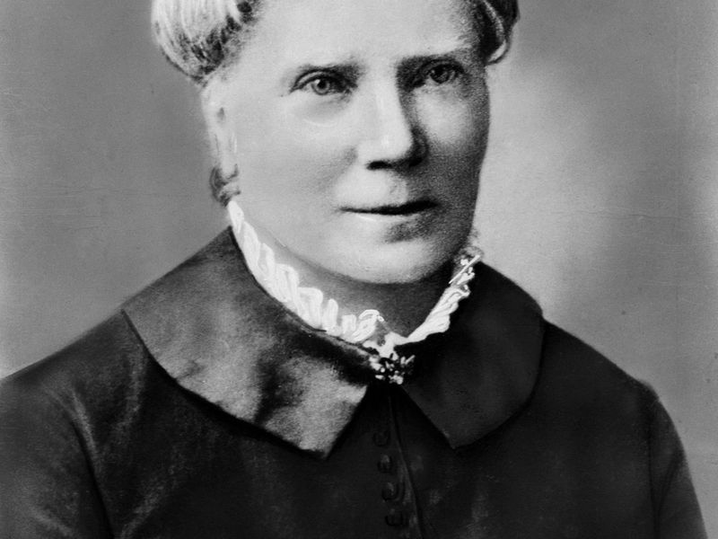 The first woman in america to receive an md was admitted to med elizabeth blackwell ccuart Gallery
