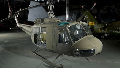 The Huey Defined America's Presence in Vietnam, Even to the Bitter End