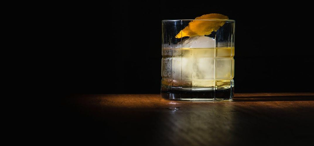 Caption: Craft Cocktails Can Be Traced Back to Prohibition