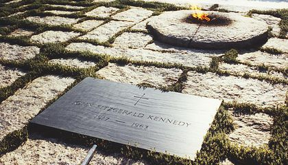 Image result for john kennedy grave