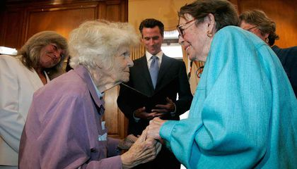 The Incredible Story of Lesbian Activists Del Martin and Phyllis Lyon