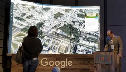Image: Google Earth gets a makeover