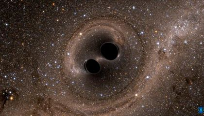 "Detection of Gravitational Waves Opens a ""New Window"" for Astronomy"