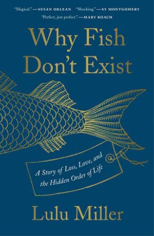 Preview thumbnail for 'Why Fish Don't Exist: A Story of Loss, Love, and the Hidden Order of Life