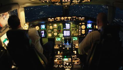 How are airline pilots tested for mental health?