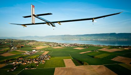 Can a Plane Fly Around the World on Solar Power Alone?