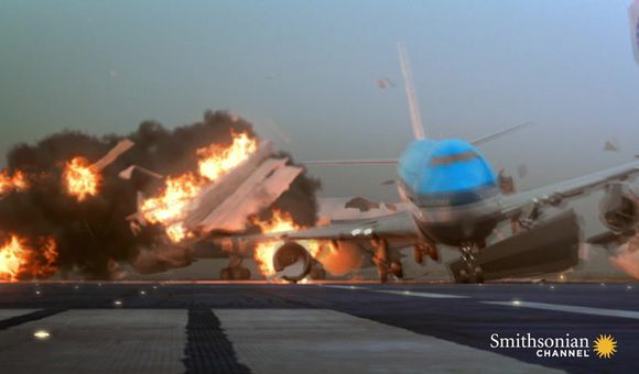 Preview thumbnail for video'This 1977 Plane Crash Occurred Right on the Runway