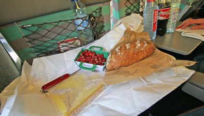 Eating on The Road: Well-Trained Palates in Paris