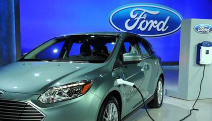 Will High Gas Prices Jolt Electric Cars?