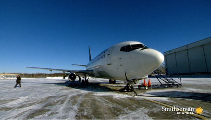 How the Nolinor 737 Prevents Gravel From Crashing Its Engines