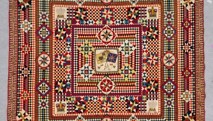 The Centuries-Old Tradition of Military Quilting Is Getting Its First Exhibition in the U.S.