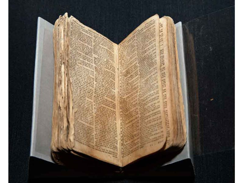 Nat Turner's Bible