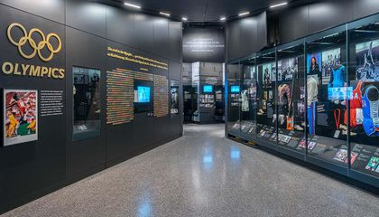 Stories of Sports Champions in the African American History Museum Prove the Goal Posts Were Set Higher