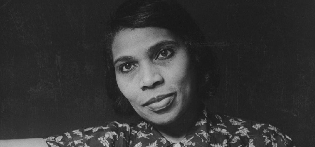 Caption: Explore Marian Anderson's Newly Digitized Archive