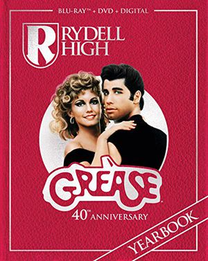 Preview thumbnail for 'Grease on Blu-Ray