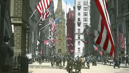 The Financial Panic of 1907: Running from History | History ...