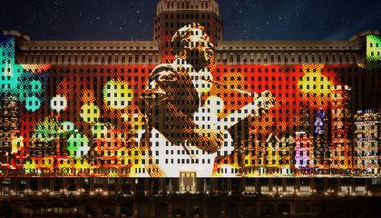 World's Largest Digital Art Display Will Go Live This Fall in Chicago