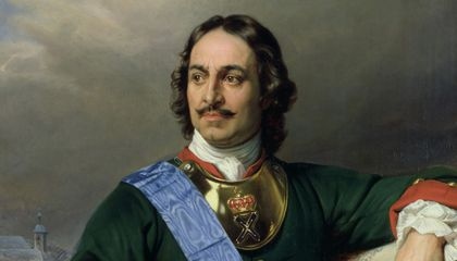 Why Peter the Great Established a Beard Tax