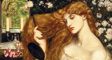 Image result for preraphaelite painting