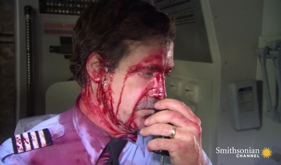 Preview thumbnail for video'Attempted murder at 19,000 feet in the air.