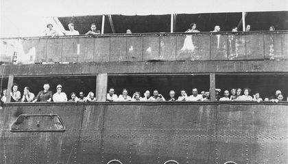 The U.S. Government Turned Away Thousands of Jewish Refugees, Fearing That They Were Nazi Spies