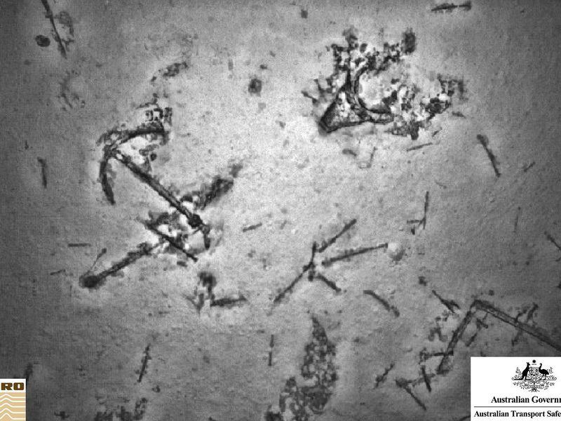 Malaysia Airlines Search Team Finds Sunken Ship Instead