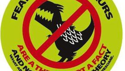 Not Everyone is Happy With Feathered Dinosaurs