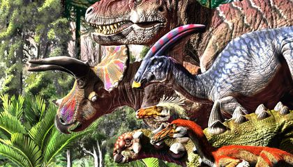 Dinosaurs May Have Been Declining Before the Asteroid Struck Earth