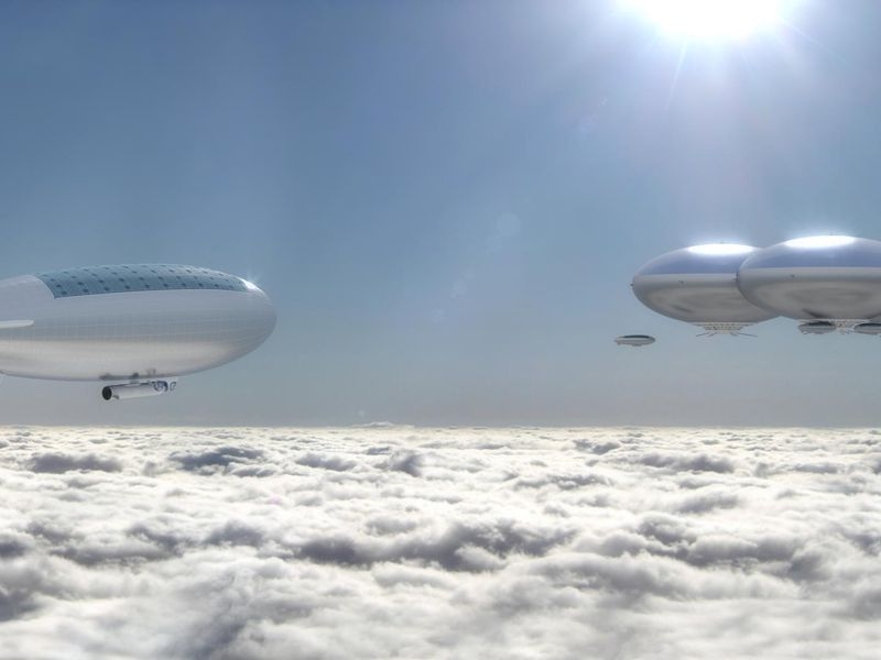 Venus Cloud City