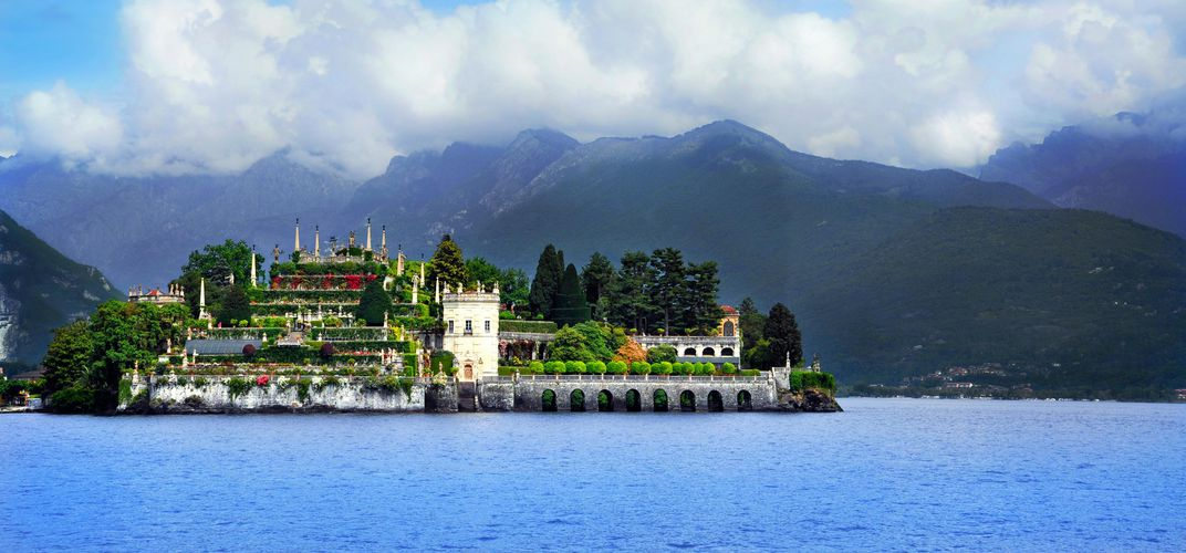 Situated on Lake Maggiore and featuring a baroque villa and exquisite gardens, Isola Bella is considered a highlight of Italy's Lake District.