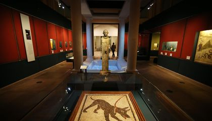 Take a Free Video Tour of Blockbuster Pompeii and Herculaneum Exhibition