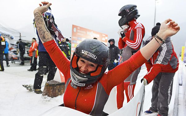 US, Canada women's bobsled stars eager to race men