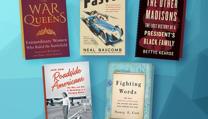 Five New Nonfiction Books to Read While You're Stuck at Home